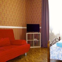 Апартаменты LUXKV Apartment on Kudrinskaya Square комната для гостей фото 4