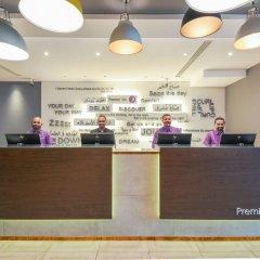 Отель Premier Inn Dubai International Airport интерьер отеля фото 2