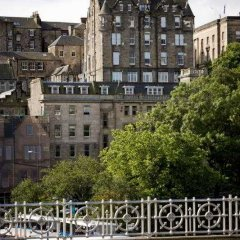 Отель Fraser Suites Edinburgh Великобритания, Эдинбург - отзывы, цены и фото номеров - забронировать отель Fraser Suites Edinburgh онлайн спортивное сооружение