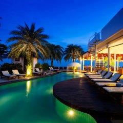 Отель Lazy Days Samui Beach Resort Таиланд, Самуи - 1 отзыв об отеле, цены и фото номеров - забронировать отель Lazy Days Samui Beach Resort онлайн бассейн фото 2