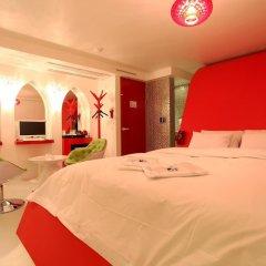 Отель Hwagok Lush Hotel Южная Корея, Сеул - отзывы, цены и фото номеров - забронировать отель Hwagok Lush Hotel онлайн комната для гостей фото 2