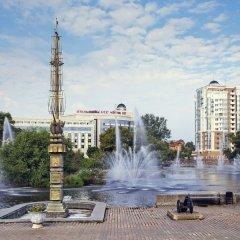 Гостиница Mercure Lipetsk Center в Липецке 9 отзывов об отеле, цены и фото номеров - забронировать гостиницу Mercure Lipetsk Center онлайн Липецк
