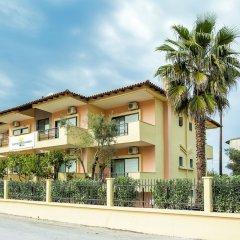 Отель Lemon Garden Villa Греция, Пефкохори - отзывы, цены и фото номеров - забронировать отель Lemon Garden Villa онлайн спортивное сооружение