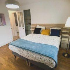 Апартаменты Apartment With 2 Bedrooms in Boulogne-billancourt, With Furnished Terrace and Wifi Булонь-Бийанкур комната для гостей фото 3