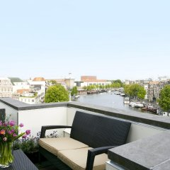 Отель De L'Europe Amsterdam – The Leading Hotels of the World балкон