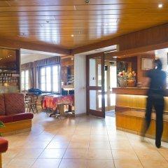 Отель Citotel L'Echo Des Montagnes Армой интерьер отеля