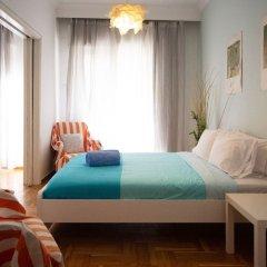Отель Houseloft Ideal Hagia Sofia Греция, Салоники - отзывы, цены и фото номеров - забронировать отель Houseloft Ideal Hagia Sofia онлайн комната для гостей фото 2