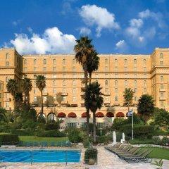 King David Hotel Jerusalem Израиль, Иерусалим - 1 отзыв об отеле, цены и фото номеров - забронировать отель King David Hotel Jerusalem онлайн бассейн