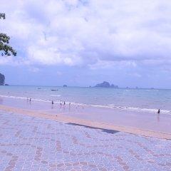 Отель Mandawee Resort & Spa пляж фото 2