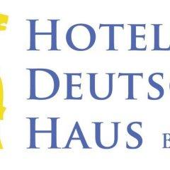 Hotel Deutsches Haus парковка