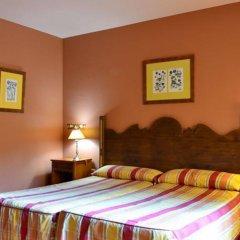 Отель Suite Aparthotel El Refugio de Aran Vielha комната для гостей
