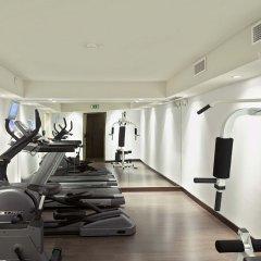 Отель Bessahotel Boavista Порту фитнесс-зал