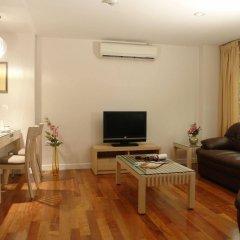 Отель Nara Suite Residence Бангкок комната для гостей