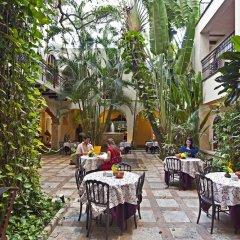 Hotel Casa del Balam питание фото 2