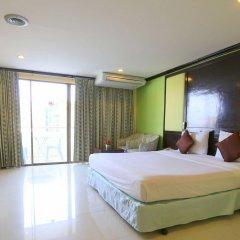 Отель Mike Beach Resort Pattaya комната для гостей фото 5