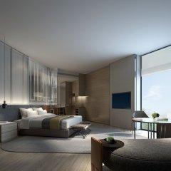 Отель Sheraton Shenzhen Nanshan Шэньчжэнь комната для гостей фото 3