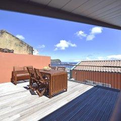 Отель Casa da Baía Орта балкон