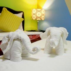 Отель Tulip Inn удобства в номере фото 2