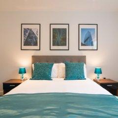 Отель Bluestone Apartments - Didsbury Великобритания, Манчестер - отзывы, цены и фото номеров - забронировать отель Bluestone Apartments - Didsbury онлайн комната для гостей