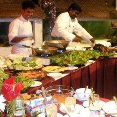 Отель Dalmanuta Gardens Шри-Ланка, Бентота - отзывы, цены и фото номеров - забронировать отель Dalmanuta Gardens онлайн питание фото 2