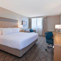 Crowne Plaza Hotel Columbus North Колумбус комната для гостей фото 3