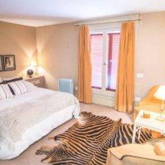 Отель Chateau Rouge En Sierra Nevada Сьерра-Невада комната для гостей фото 3