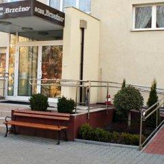 Отель SCSK Brzeźno фото 4