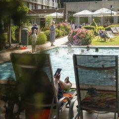Отель Leonardo Hotel Brugge Бельгия, Брюгге - 2 отзыва об отеле, цены и фото номеров - забронировать отель Leonardo Hotel Brugge онлайн бассейн