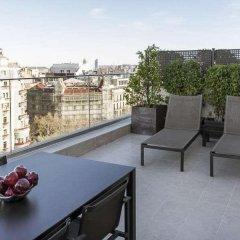 Отель Majestic Residence Испания, Барселона - 8 отзывов об отеле, цены и фото номеров - забронировать отель Majestic Residence онлайн балкон