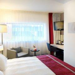 Отель Park Inn by Radisson Leuven Бельгия, Лёвен - 1 отзыв об отеле, цены и фото номеров - забронировать отель Park Inn by Radisson Leuven онлайн комната для гостей фото 3