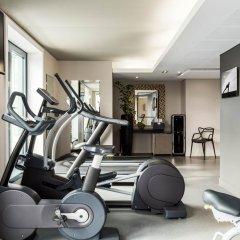 Ac Hotel Paris Porte Maillot Париж фитнесс-зал фото 4