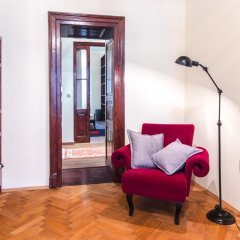 Отель Wishlist Old Prague Residences развлечения