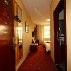 Отель Chinese Culture Holiday Hotel Китай, Пекин - 1 отзыв об отеле, цены и фото номеров - забронировать отель Chinese Culture Holiday Hotel онлайн интерьер отеля