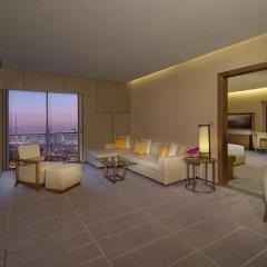 Отель Hyatt Regency Dubai Creek Heights 5* Люкс с различными типами кроватей фото 6