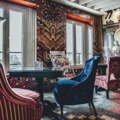 Отель Hôtel Le Notre Dame Saint Michel Франция, Париж - отзывы, цены и фото номеров - забронировать отель Hôtel Le Notre Dame Saint Michel онлайн интерьер отеля фото 3