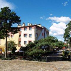 Отель Bartan Gdansk Seaside Польша, Гданьск - 1 отзыв об отеле, цены и фото номеров - забронировать отель Bartan Gdansk Seaside онлайн парковка