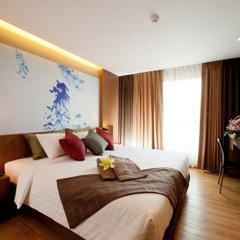 Отель 41 Suite Бангкок комната для гостей