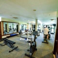Отель Palm Garden Beach Resort And Spa Хойан фитнесс-зал фото 4