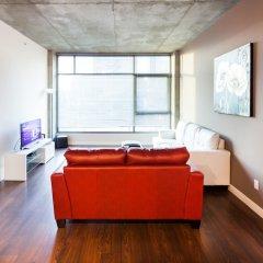 Отель Fully Furnished Suites Staple Center США, Лос-Анджелес - отзывы, цены и фото номеров - забронировать отель Fully Furnished Suites Staple Center онлайн комната для гостей фото 2