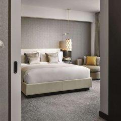 Отель Fairmont Rey Juan Carlos I Барселона комната для гостей фото 4