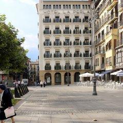 Gran Hotel La Perla Памплона фото 4