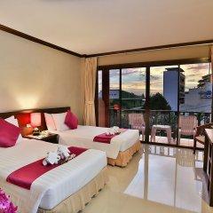 Отель Casa Del M Resort Phuket Патонг комната для гостей фото 2