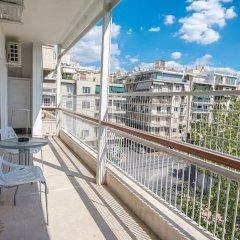 Отель Athens Park Palace Apartments Греция, Афины - отзывы, цены и фото номеров - забронировать отель Athens Park Palace Apartments онлайн балкон
