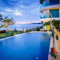 Отель Paradise Ocean View Бангламунг бассейн фото 2