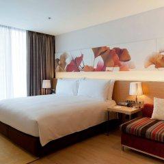 Отель Glow Pratunam Бангкок комната для гостей