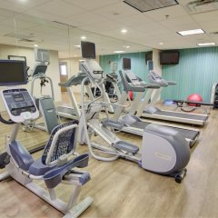 Holiday Inn Express Hotel and Suites Mankato East фитнесс-зал фото 2
