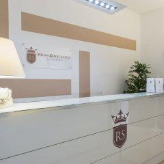 Отель Milan Royal Suites Magenta & Luxury Apartments Италия, Милан - отзывы, цены и фото номеров - забронировать отель Milan Royal Suites Magenta & Luxury Apartments онлайн интерьер отеля