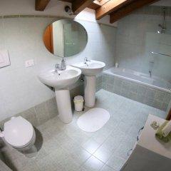 Отель Donizetti Royal Италия, Бергамо - отзывы, цены и фото номеров - забронировать отель Donizetti Royal онлайн ванная