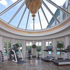 Отель Grand Elysee Гамбург фитнесс-зал