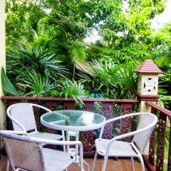 Отель Ko Beauty Pool Villa балкон